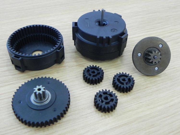 Automobile Gear Box of Brake System