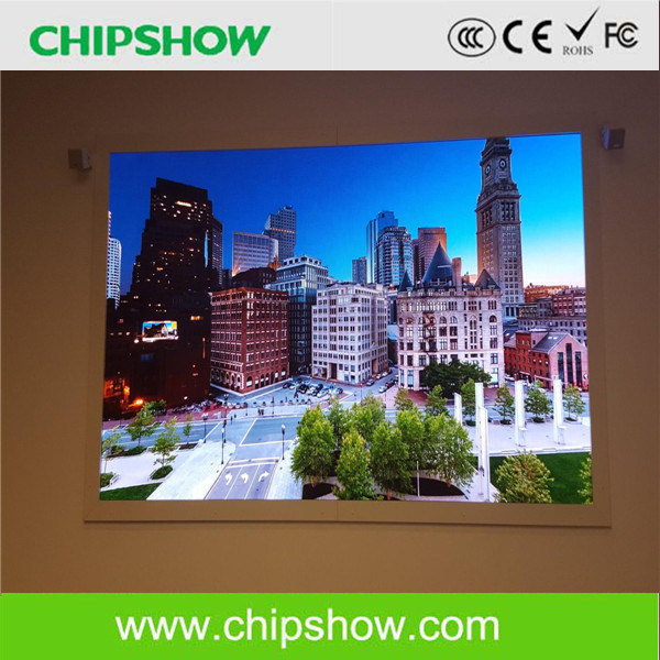 Chipshow P1.9 Small Pixel Pitch HD Indoor LED Screen