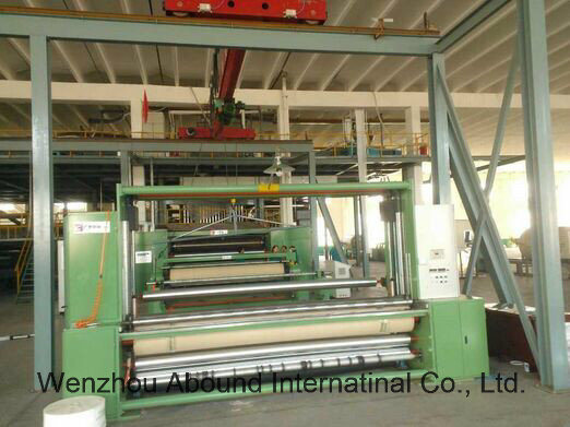 Double S PP Spunboned Non-Woven Fabric Production Line