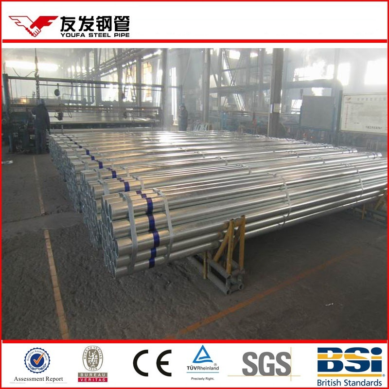 ASTM A53 Grade a Schedule Gi Pipes by Lgj
