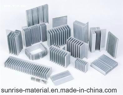 Aluminum Radiator Profiles