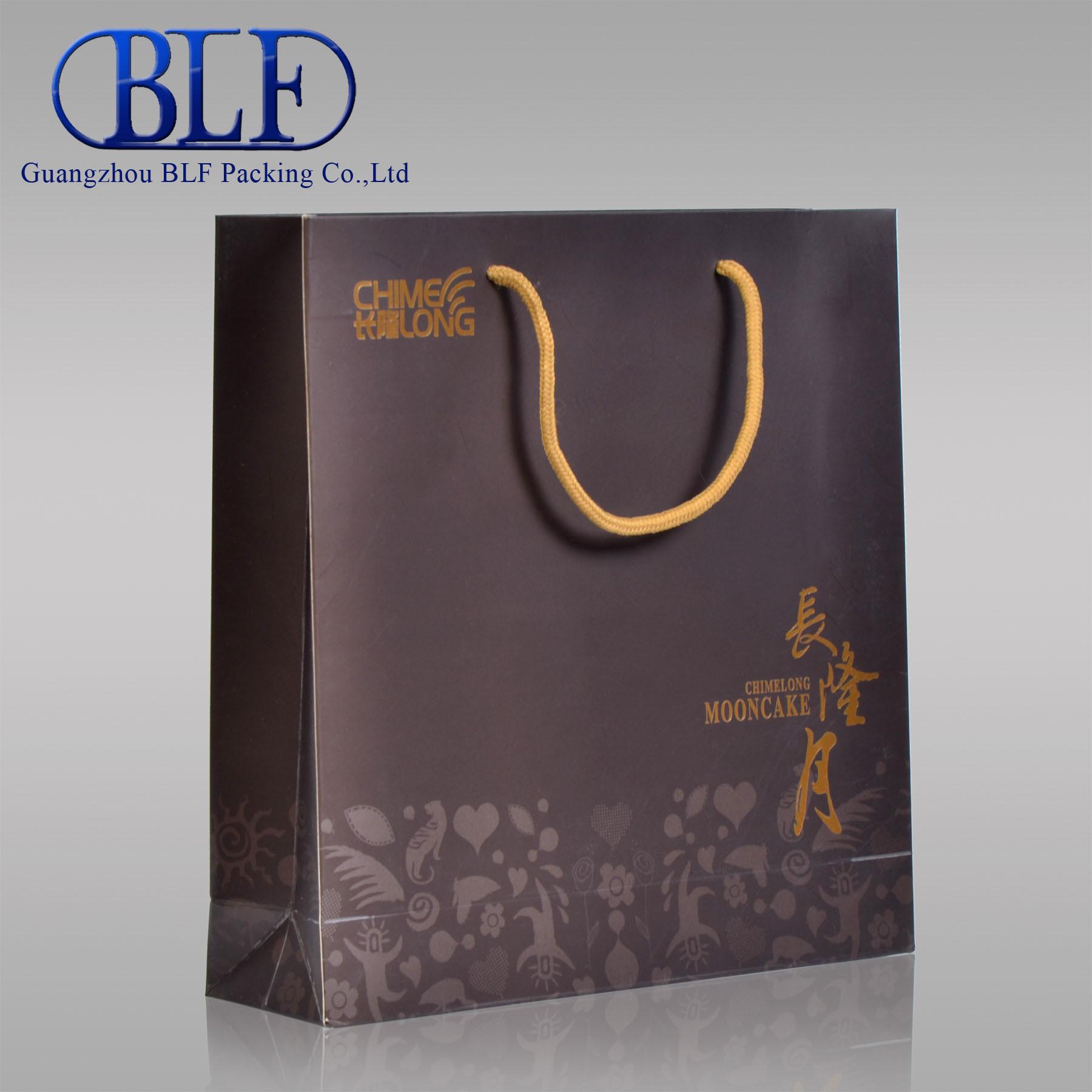 High Quality Gift Bag/Paper Bag/Gift Paper Bag (BLF-PB004)