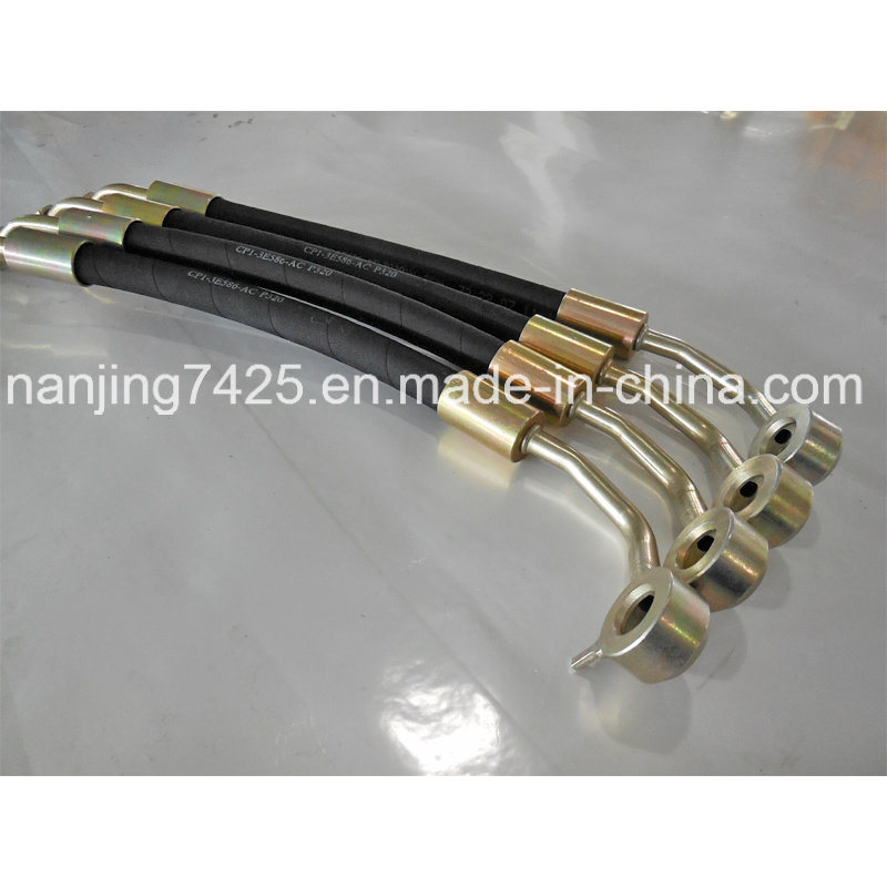 3/8 Size Car Automotive Power Steering Hose Assembly for Processing Customized
