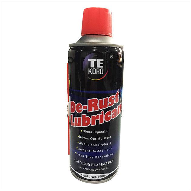 Rust Proof Lubricant, Multi-Purpose Maintenance Lube, Penetrating Oil