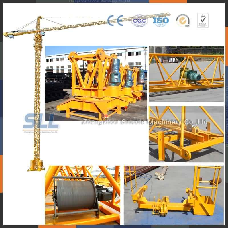 Tower Crane in India/Moving Tower Crane Price/Crane Tower