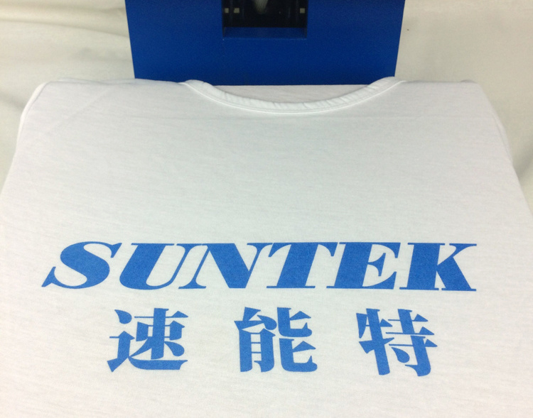 Ce Approved T-Shirt Flat Heat Transfer Sublimation Heat Press Machine