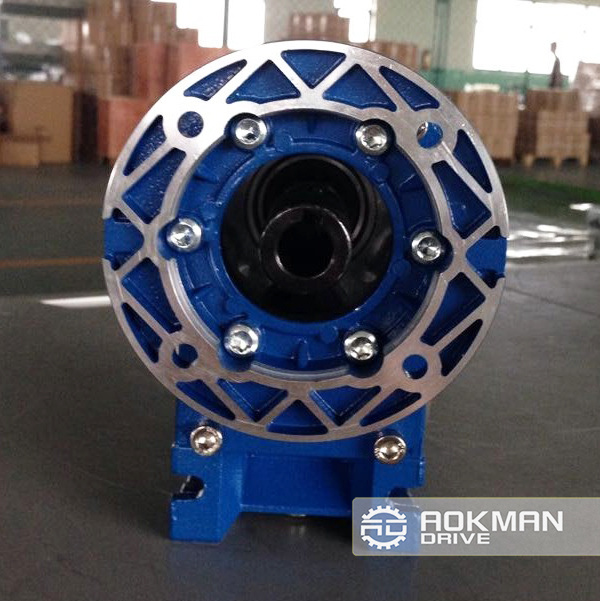 High Torque Energy Saving 90 Degree Km Helical Hypoid Reducer Gearbox