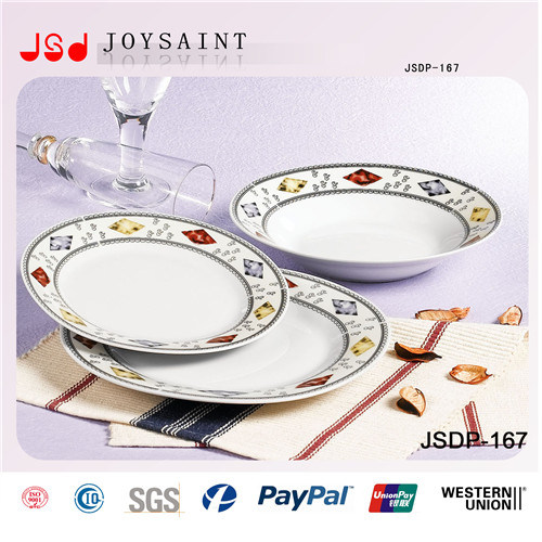 Best Quality Ceramic Dinner Set