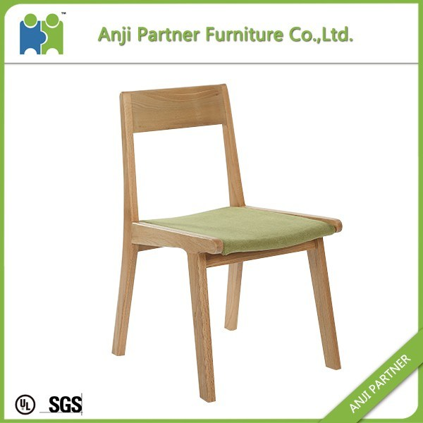 Offer Good Service Unadjustable Wood Chair for Dining Room (Daniel)
