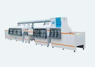High Speed Stainless Steel Etching Machine