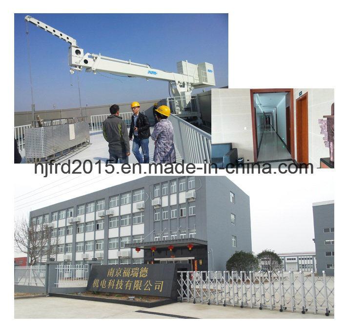 Nfsa Models Telescopic Jib Building Maintenance Units Bmu