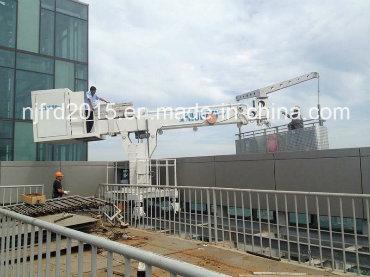 Working Height 350m Building Maintenance Units Bmu