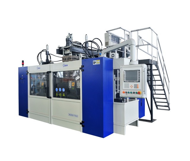 Blow Molding Machine B15D-560 (2 Stations 2 Cavities)