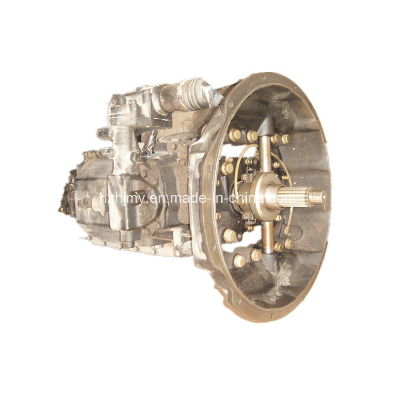 T10 S&T Assembly Gearbox