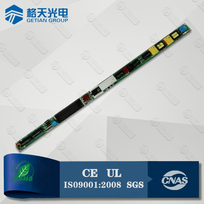 CE RoHS Approved High Efficacy 30W T8 LED Driver