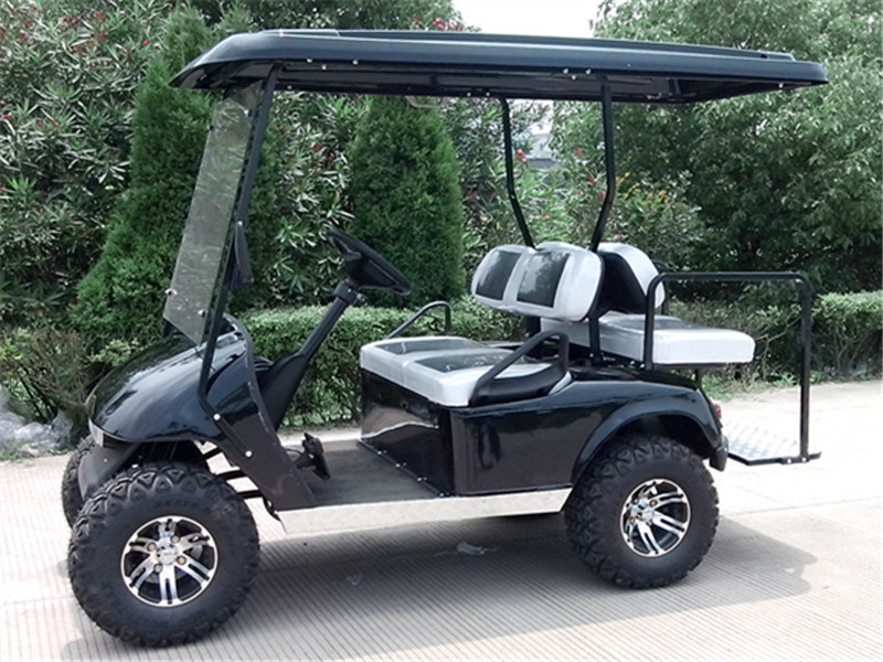 250cc Gas Power Golf Cart with 4 Seats