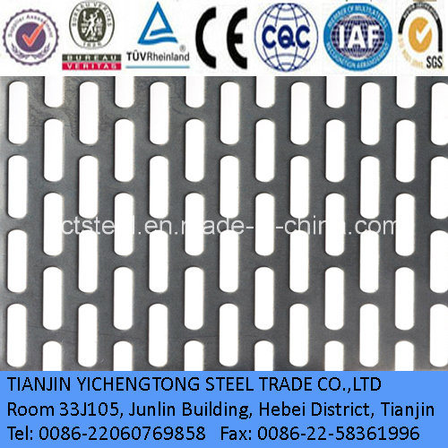 Light Weight Perforated Aluminium Sheet 7075