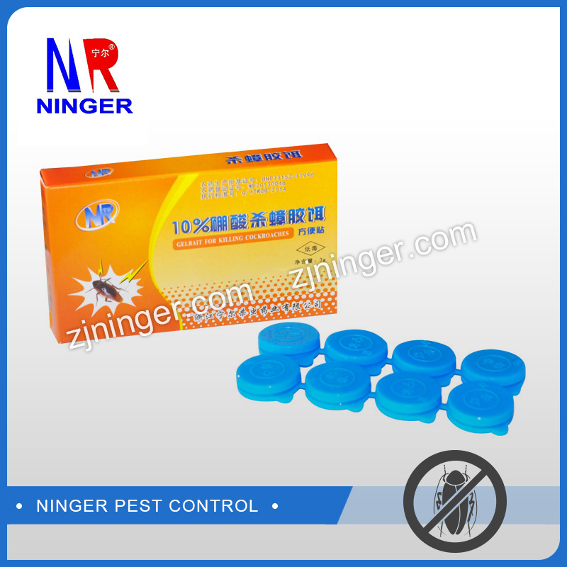 Convenient Paste Cockroach Killing Bait Cockroach Gel Bait