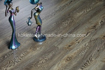 8mm Best Selling Walnut Wood Laminate Flooring