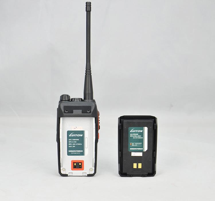 Luiton Handheld Interphone Lt-168 with 5watts Power Output