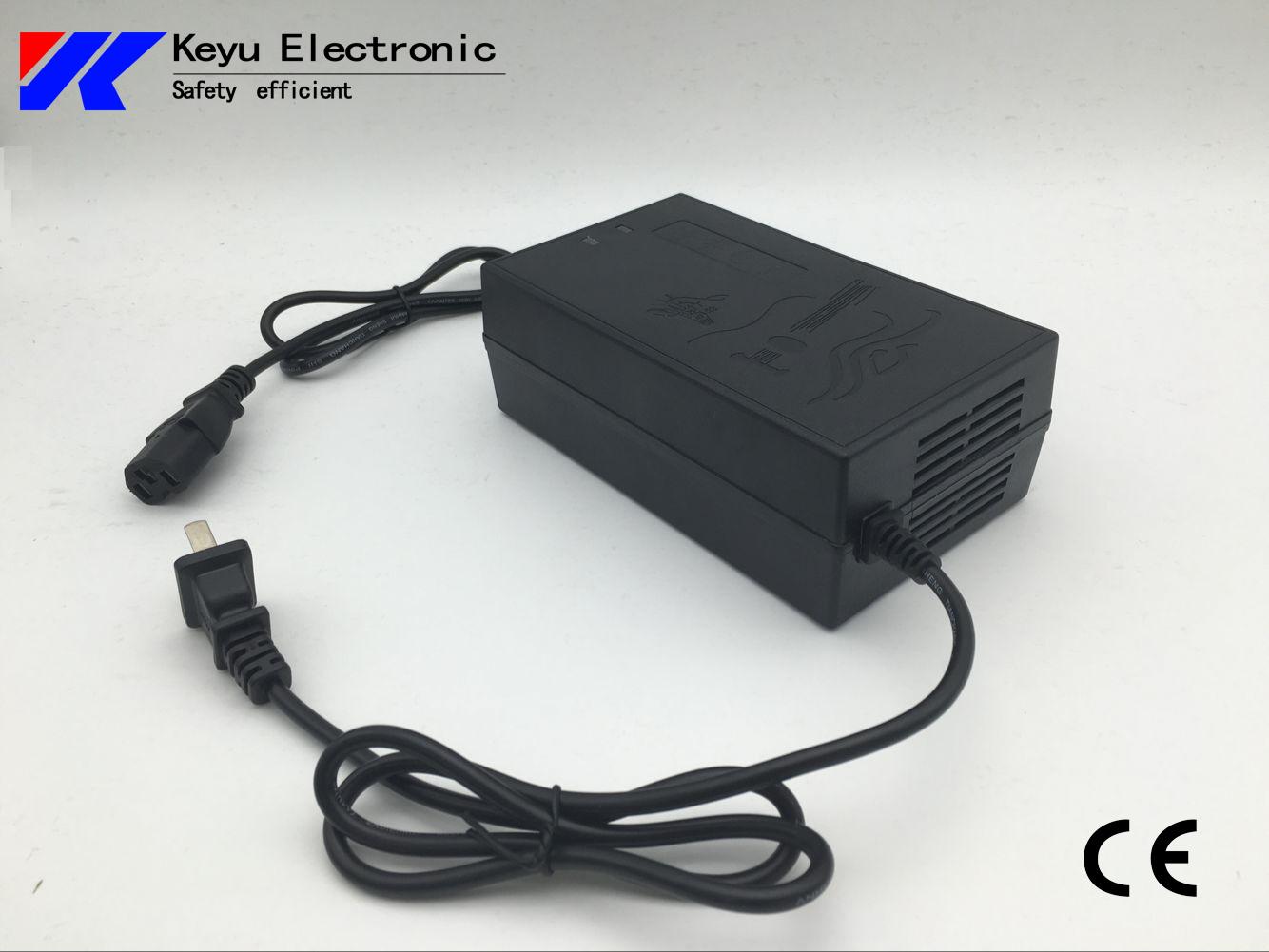 Ebike Charger12V-20ah (Lead Acid battery)