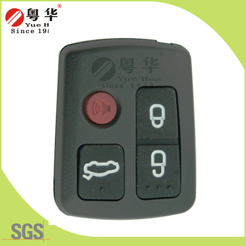 Best Price 3+1 Buttons Remote Car Key Shell