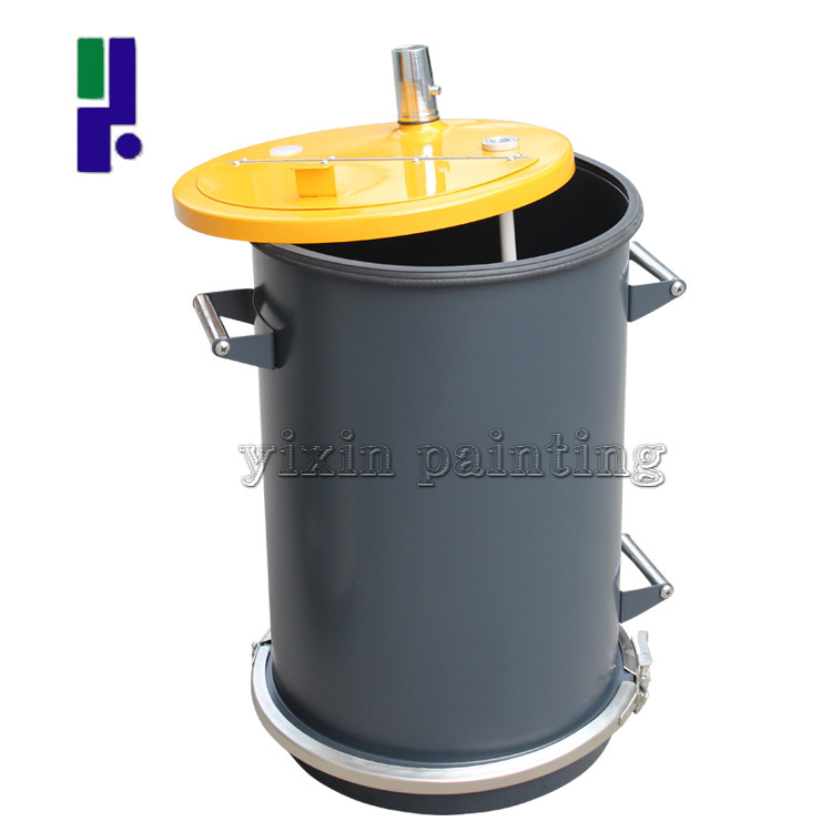 Gema Fluidization Barrels