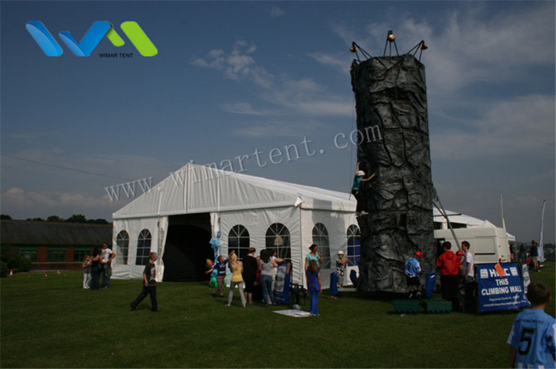 15x35m Luxury Waterproof Shelter Tent for Wedding, School Events