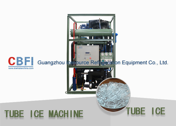 Water Cooled Ice Tube Maker for Tube Ice Factory