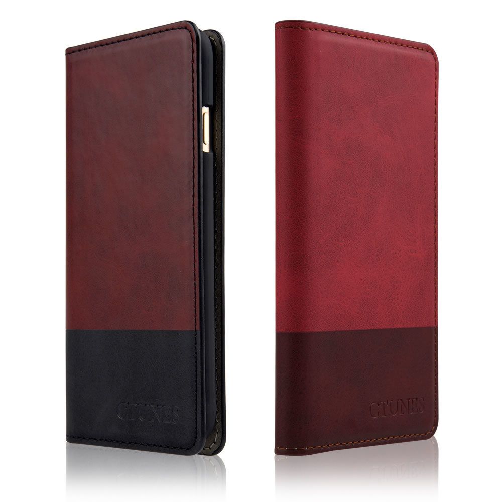 Leather Detachable Wallet Folio Case with Keystand for iPhone 6s