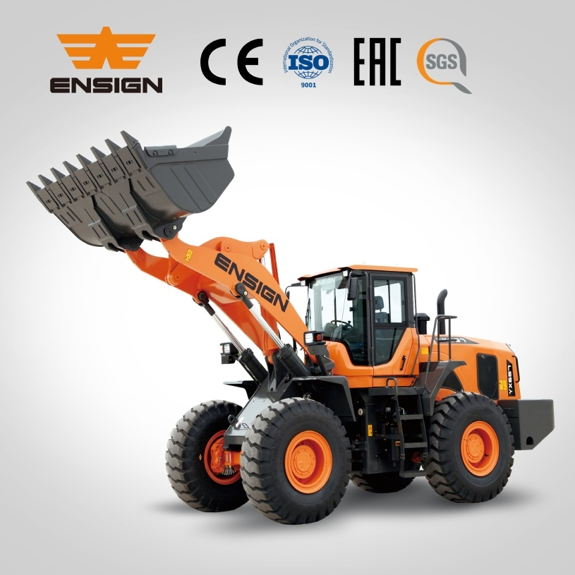 Heavy Duty Chinese 5 Ton Wheel Loader with Competitive Price
