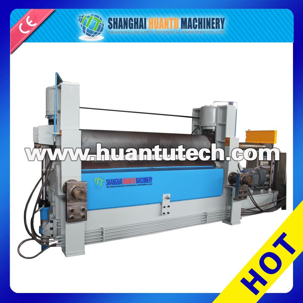 Rolling Machine, hydraulic 3 Roller Machine