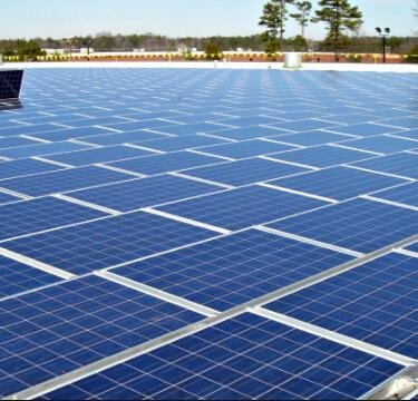 200kw Warehouse Roof Grid-Tied Solar Energy System