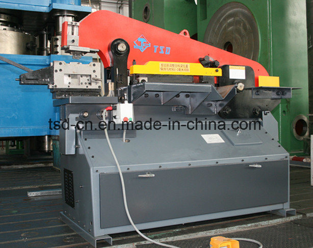 Metal Ironworker Machine (Q34Y-110t)