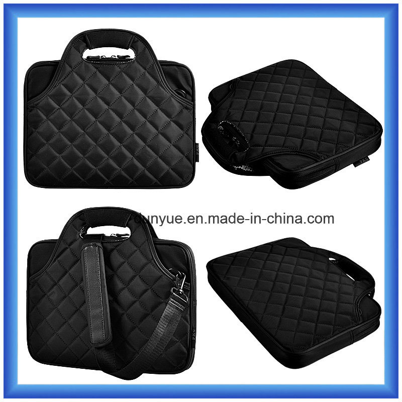 "Customized Portable Laptop Bag, Promotional Laptop Messenger Bag, Convertible Notebook Bag Fit for 11"", 13"", 15"" Laptop"