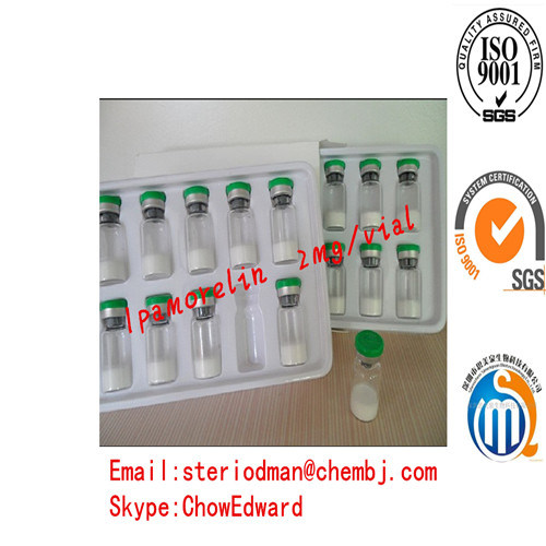 Fat Loss Bodybuilding Ghrp-6 Lab Supply Human Growth Peptide