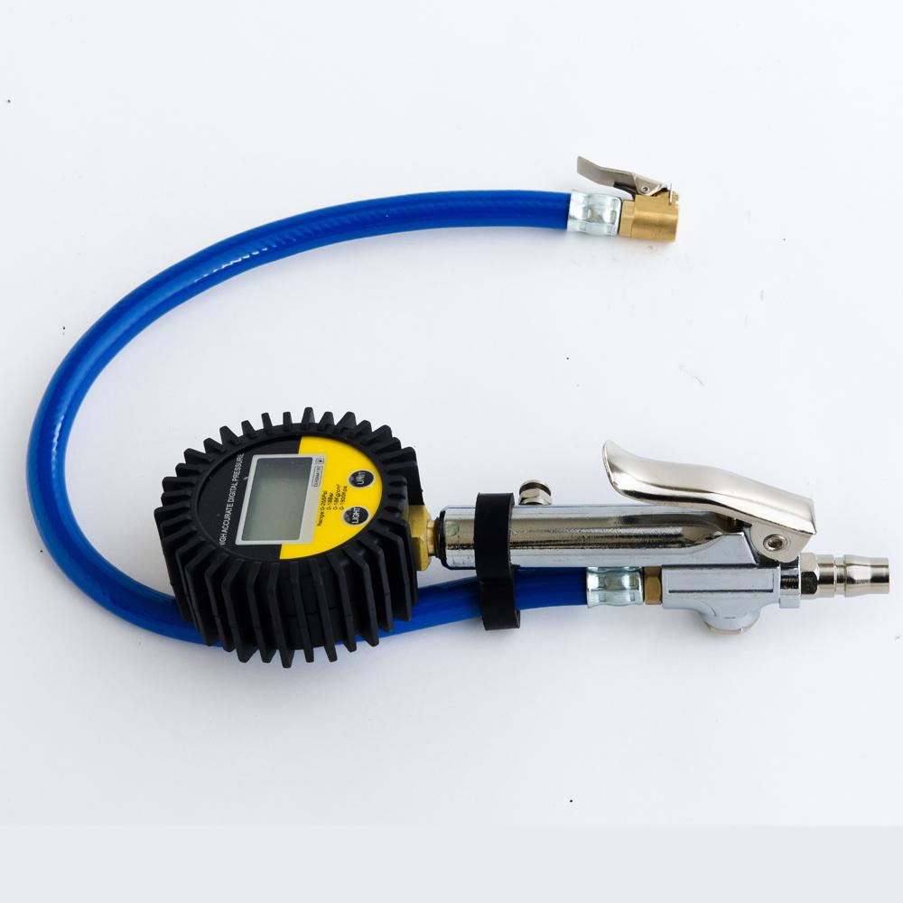 Digital Tire Gauge Inflator