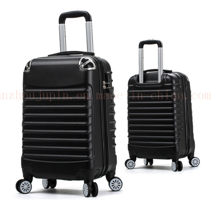 OEM Scratch Proof Wheeled Trolley Suitcase Cases Luggage with Lock