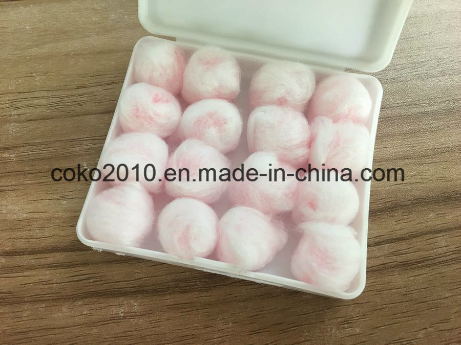 Natural Wax Cotton Earplug for Swimming and Sleeping