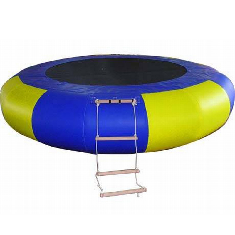 Tarpaulin Heat-Seal Tarpaulin Inflatable Bouncer for Water Park
