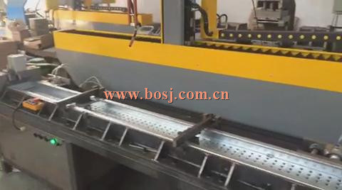 Traction Tread Flooring Steel Plank Deck Metal Plank Roll Forming Production Machine Manufacturer Malaysia