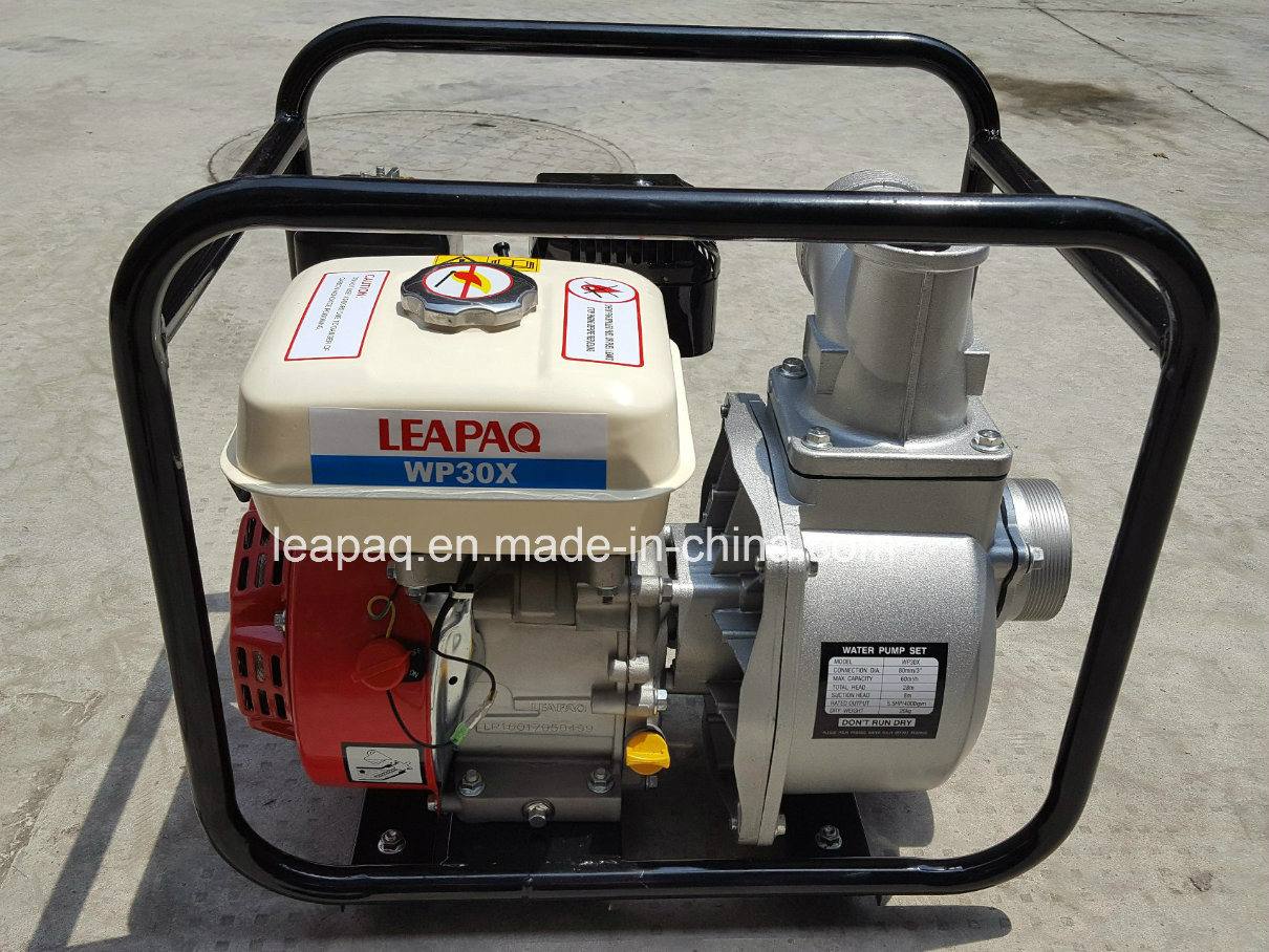 5.5HP 3-Inch Gasoline Water Pump