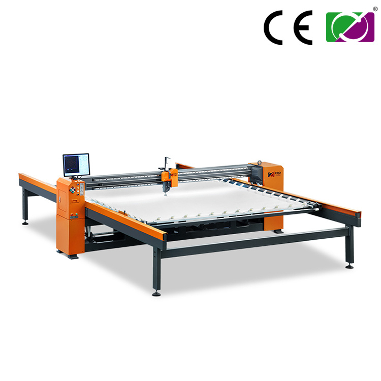 Home Textile Machineries Computer Single Head Quilting Machines