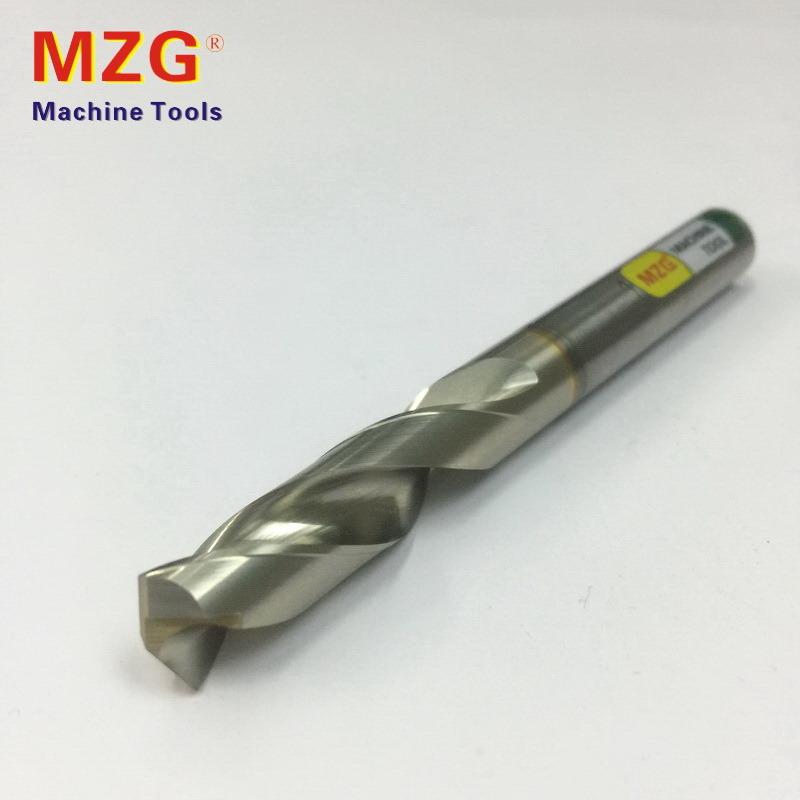 CNC Lathe Machine High Speed Tungsten Steel Carbide Drill