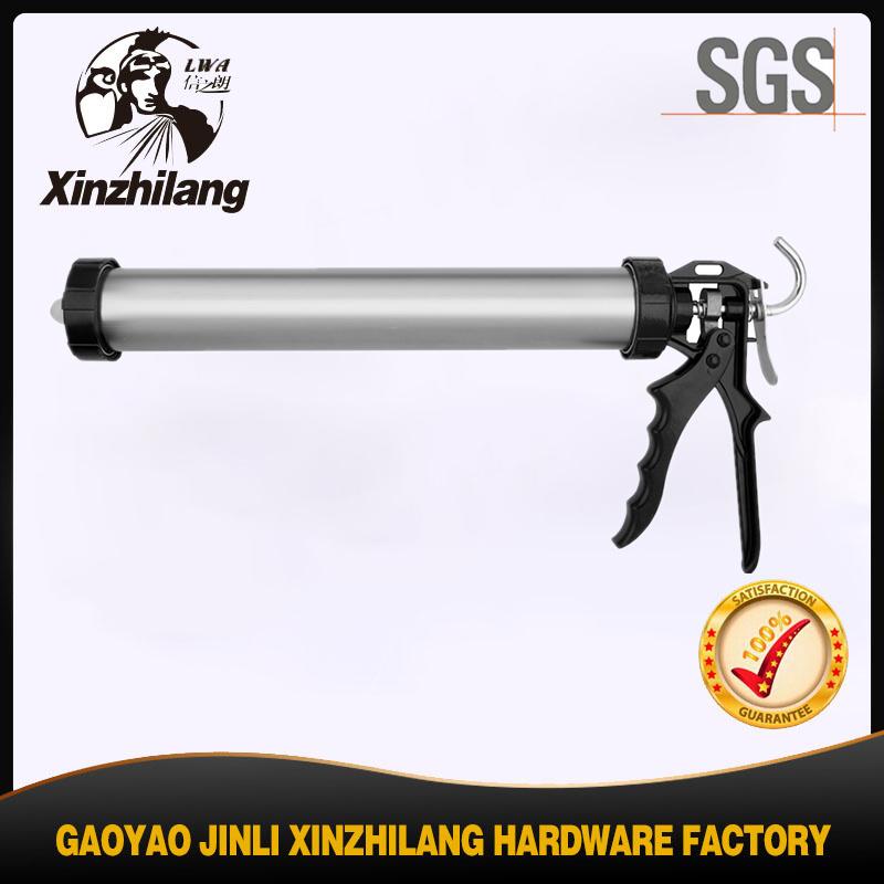 Competitive Than Power Tool Manaul Sausage Caulking Gun (Gold)