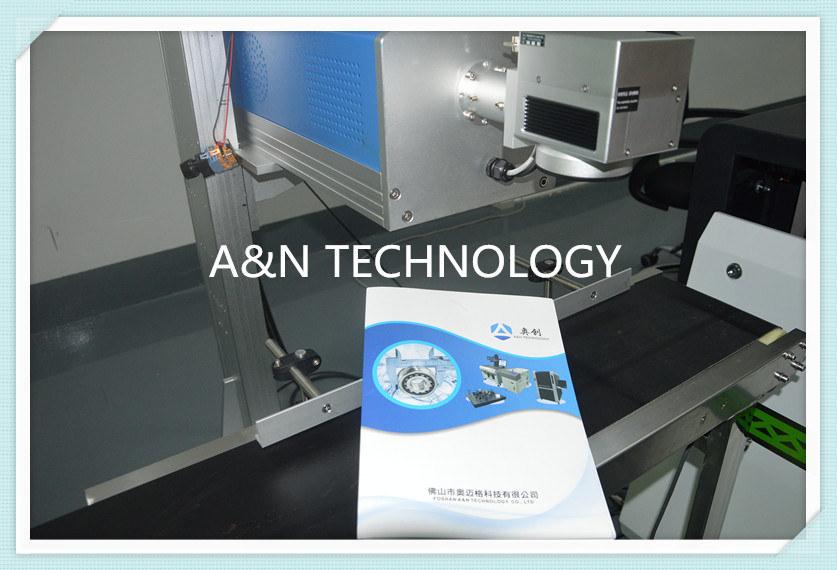 A&N 100W CO2 Flying Laser Marking Machine