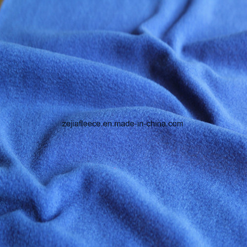 FDY Polar Fleece Fabric Two Sides Brushed and One Antipilling