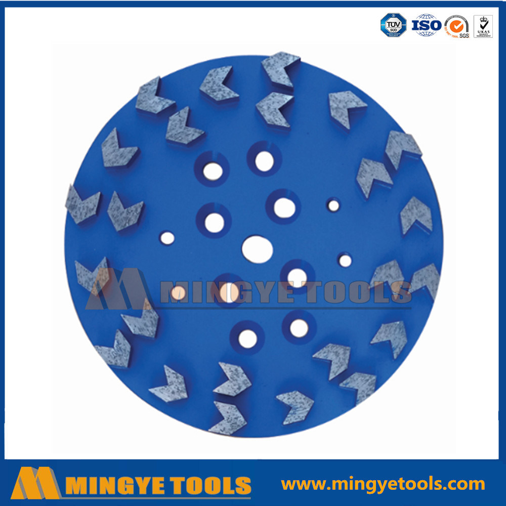 10 Inch Grinding Disc for Polishing, Grinding Wheel