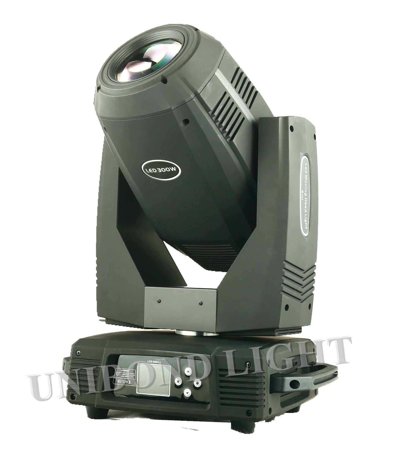 Strong 300W LED Beam Spot Wash 3in1 Moving Head Stage Light
