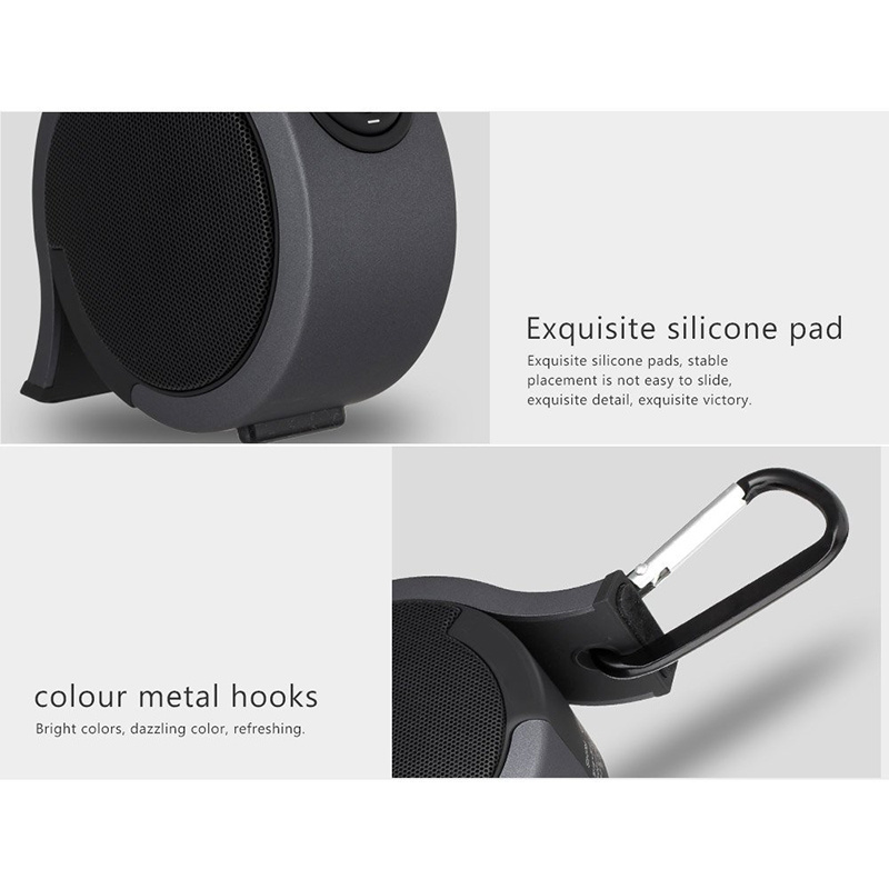 Wholesale Portable Mini Bluetooth Stereo Speaker for Mobile Phone